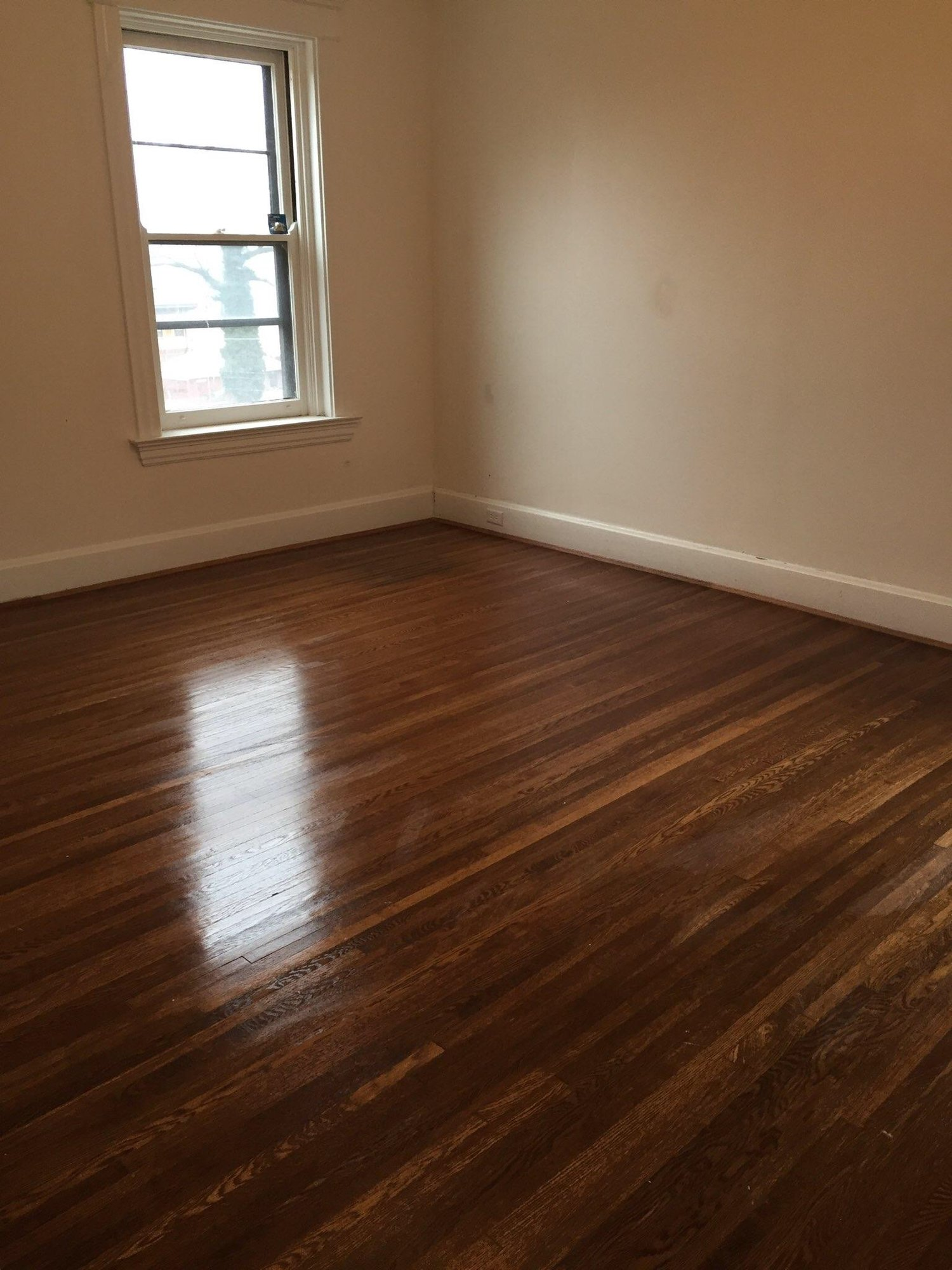 Hardwood Floors - After
