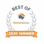 HomeAdvisor 2020 Winner