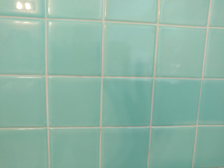Shower Tile - After