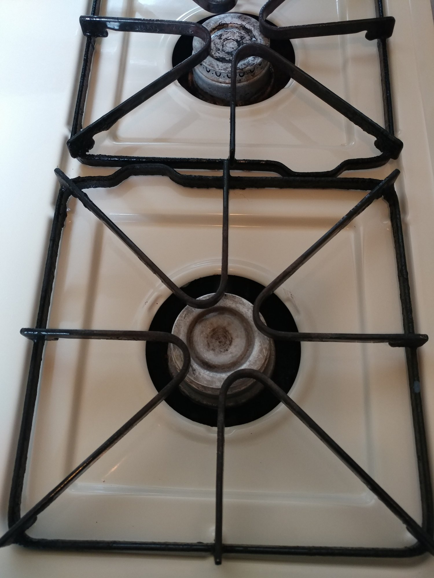 Stove Cooking Element - After
